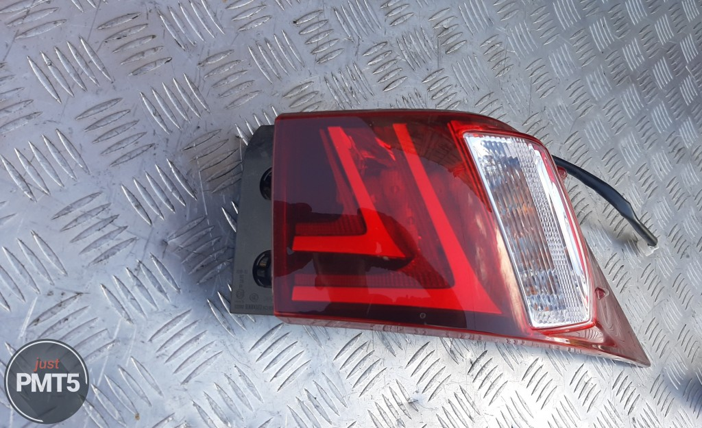 Tail light R. assembly LEXUS IS III 2013 - up to this day (8155053280), 128RU1-1468