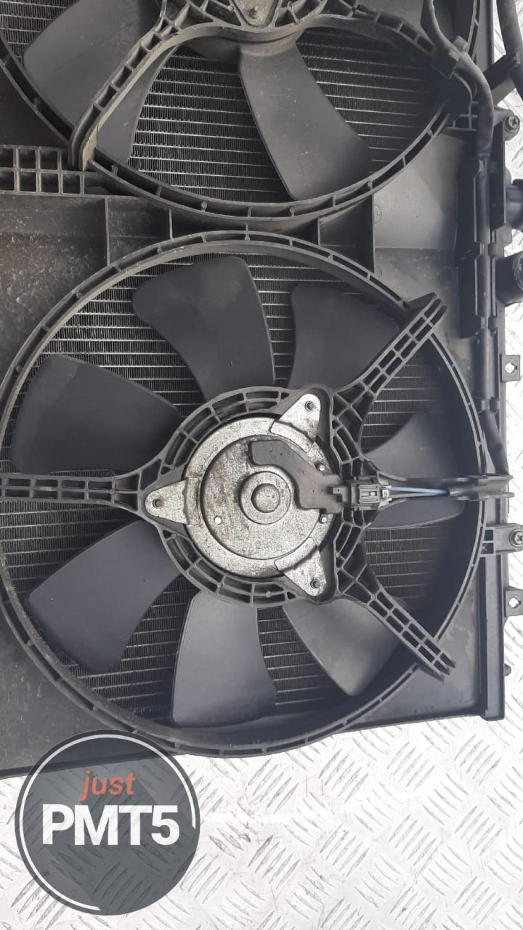 Radiators (set) assembly MITSUBISHI LANCER VIII 2005, 128RU1-1223