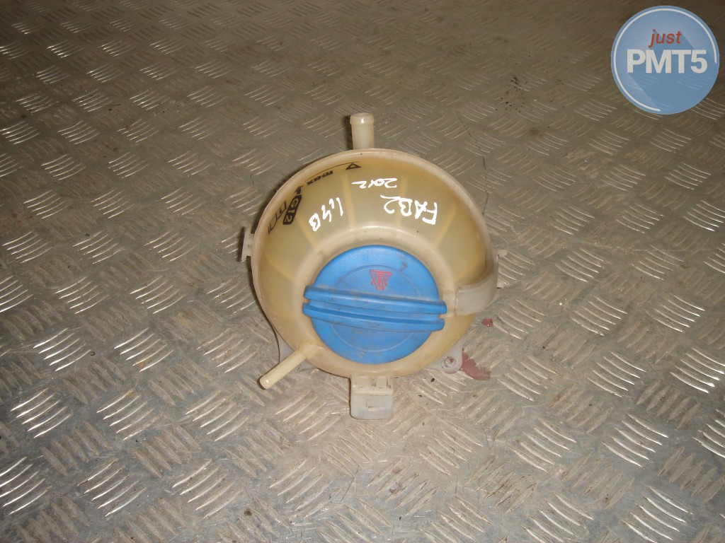 Coolant expansion tank SKODA FABIA II 2007 - 2014 (6Q0121407B), 310RU1-1263