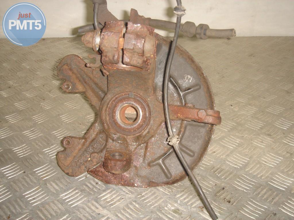 Fr.R. steering knuckle, hub carrier SKODA FABIA II 2007 - 2014 (6Q0407255AC, 6Q0407255R, 6R0407621E, 6R0407621A), 310RU1-1269