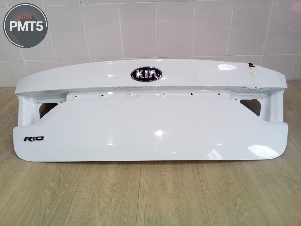 Крышка (дверь) багажника голая KIA RIO IV 2017 (69200H0000), 345RU1-1305