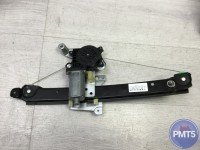 Rr. L. door power glass windows regulator VOLVO XC70 CROSS COUNTRY 2004 (8626848), 11BY1-25090
