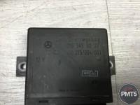 sonstige Fahrzeuginnenraum-Steuergeräte MERCEDES-BENZ VITO 1998 (0165459232, 410. 215/004/001), 11BY1-24407