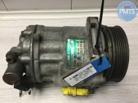 Air conditioning compressor CITROEN C5 II 2005 (9656572480, 01022505561, sanden, r134a, sd7c16), 11BY1-18935