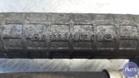 Steering rack MERCEDES-BENZ A-CLASS 2002 (A1684610601), 128RU1-1457