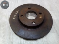 Fr.L. brake disc FORD FOCUS 2003 (1808479), 345RU1-1954