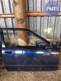 Дверь передняя правая в сборе BMW 3 1990 - 1993 (41518233863), 383RU1-453