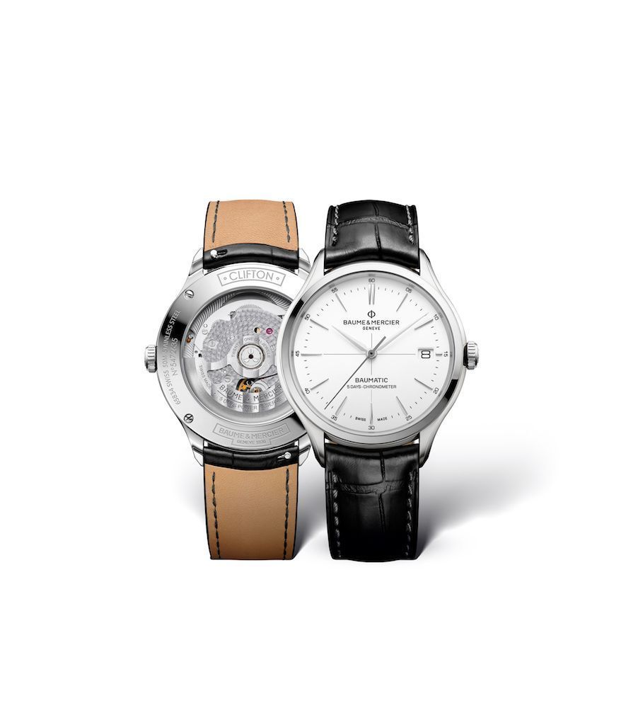 Baume et Mercier Clifton Baumatic COSC