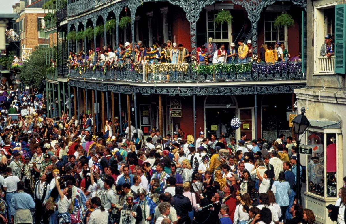 © Wikimedia Commons: French Quarter New Orleans