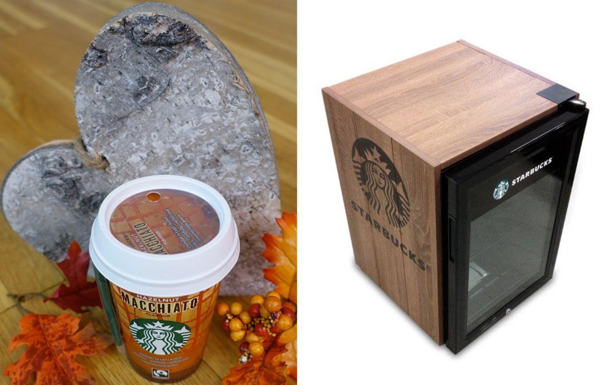 Mini Kühlschrank Migros : Jetzt mitmachen und einen starbucks mini kühlschrank gewinnen den