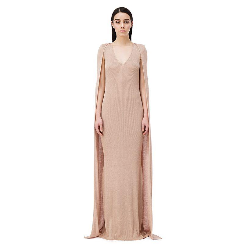 Langes Kleid UmhangBrandoo Mit Mit Kleid UmhangBrandoo Langes SGqMUzVp