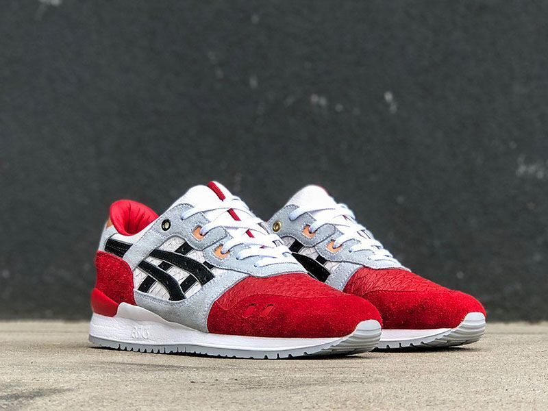 first rate 4f818 6a0d7 BespokeIND Reimagines the Afew x ASICS GEL-Lyte III