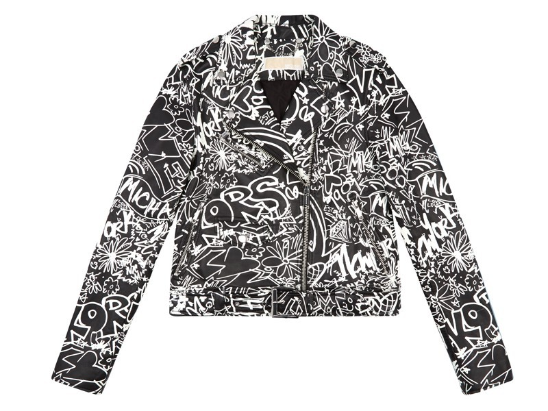 Michael Kors Launches Graffiti Capsule Collection | Brandoo