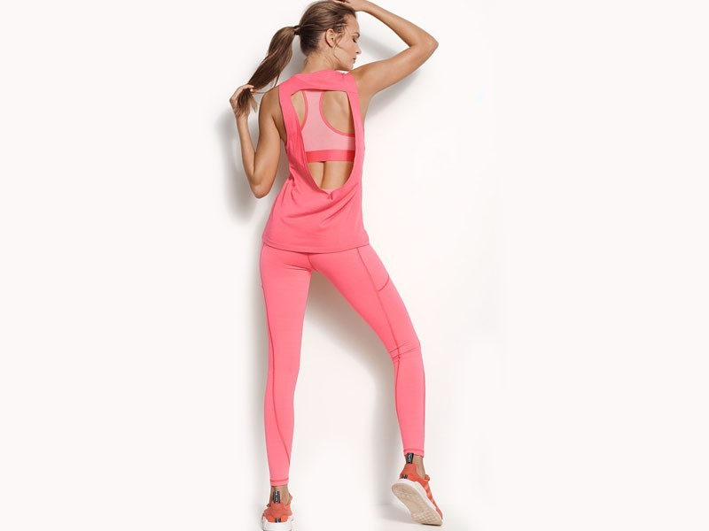 2805b84ff5bfe Knockout by Victoria Sport High-Rise Pocket Tight   Brandoo