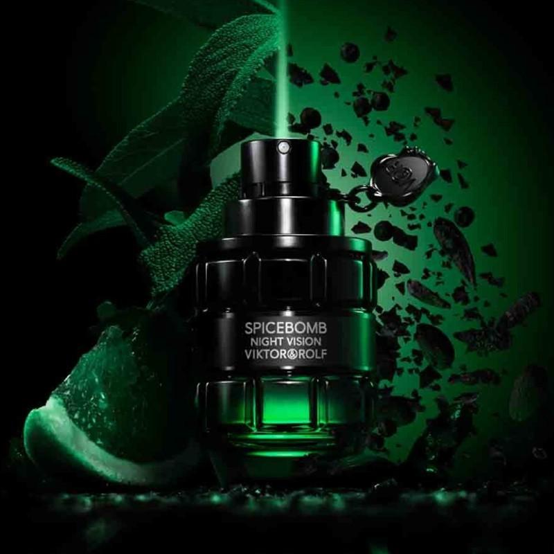 Meet Viktor & Rolf's explosive new fragrance for men