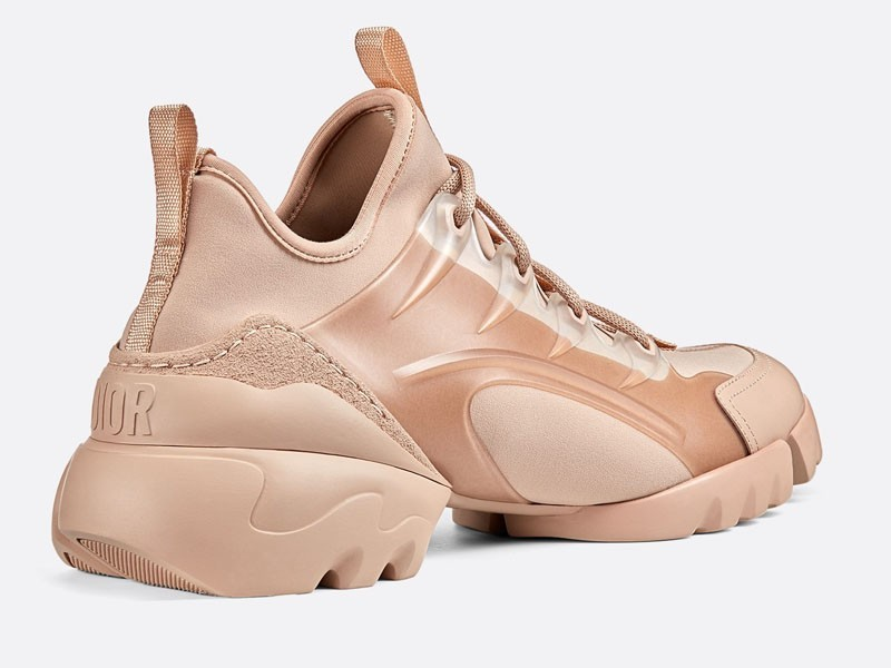 Dior presents the new D-Connect Sneaker