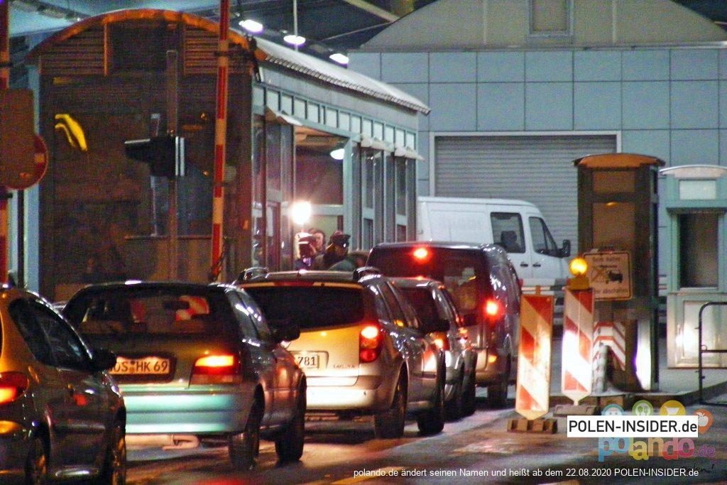Grenzübergänge sind seit 9 Jahren Vergangenheit