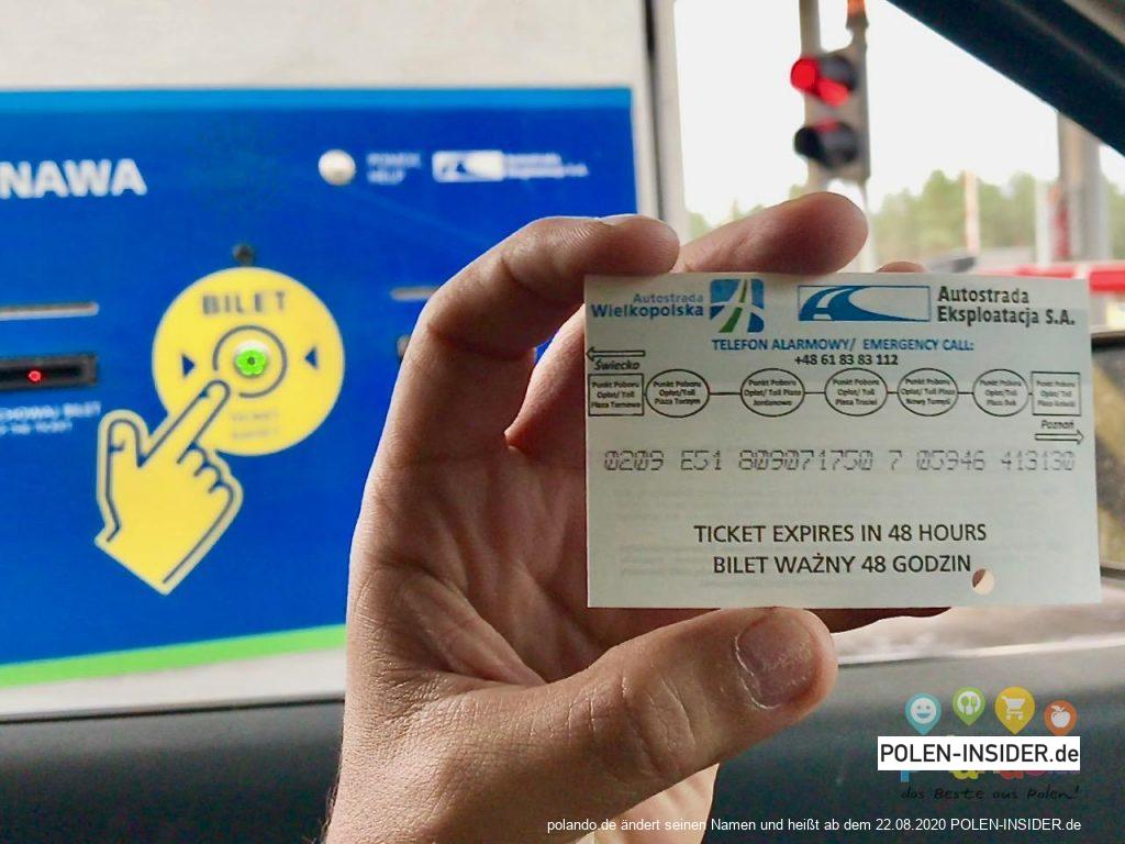 Ratgeber: die PKW-Maut in Polen – Tarife, Gebühren, Autobahnnetze
