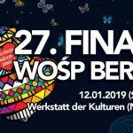 Highlights und Programm: das 27. WOŚP Finale in Berlin