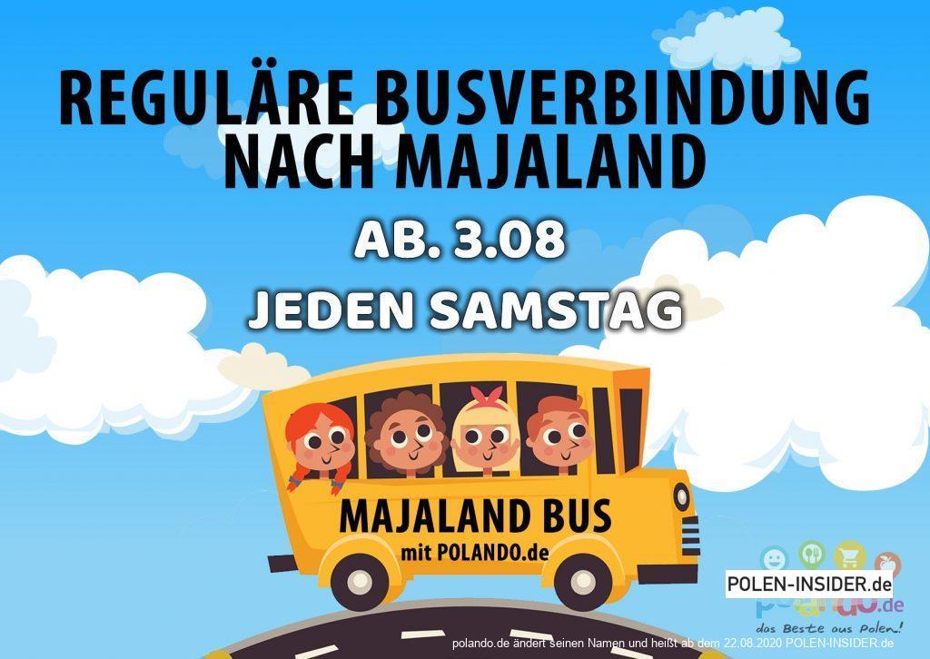 Tickets für Majaland auch in Frankfurt (Oder) zu kaufen!
