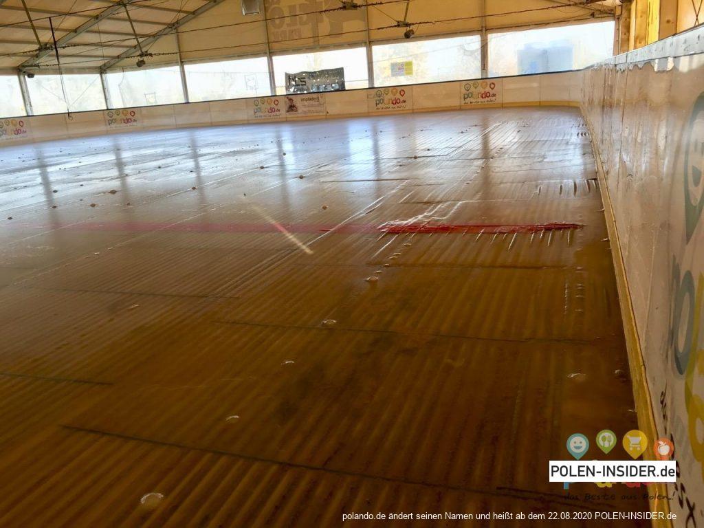 Eröffnung der Eishalle in Słubice an diesen Samstag!