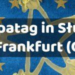 Der Europatag in der Doppelstadt
