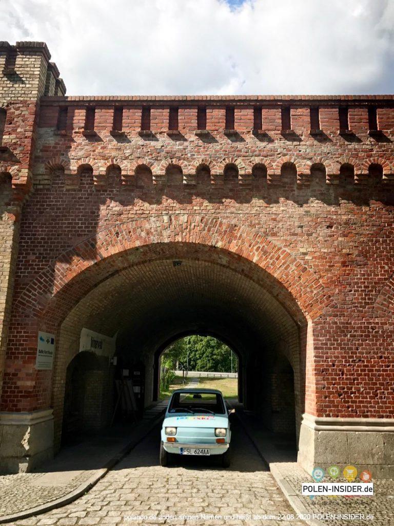 Festungstage in der Küstriner Altstadt – wir waren dabei