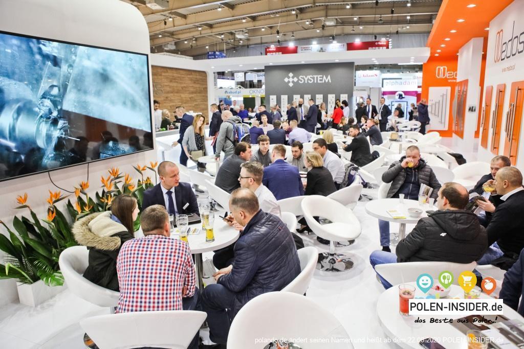 Fachmesse BUDMA – die größte Messe der Baubranche in Polen!
