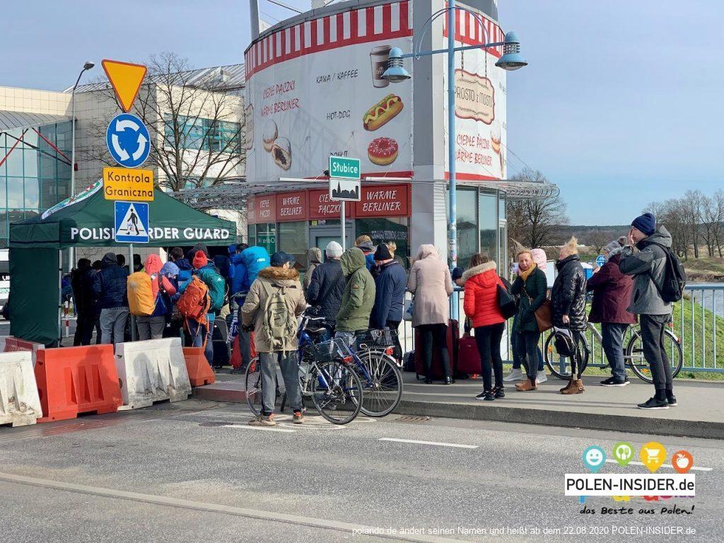 Unter welchen Bedingungen dürfen Ausländer nach Polen einreisen?