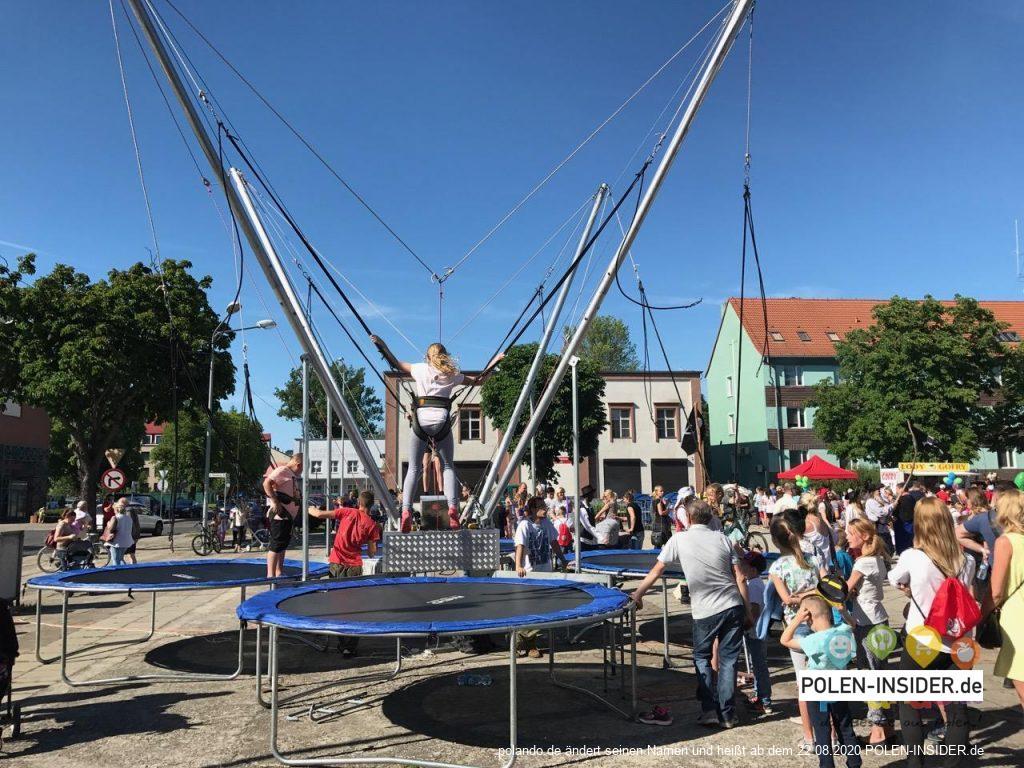 Kindertag ohne Grenzen in Slubice (Bildergalerie)