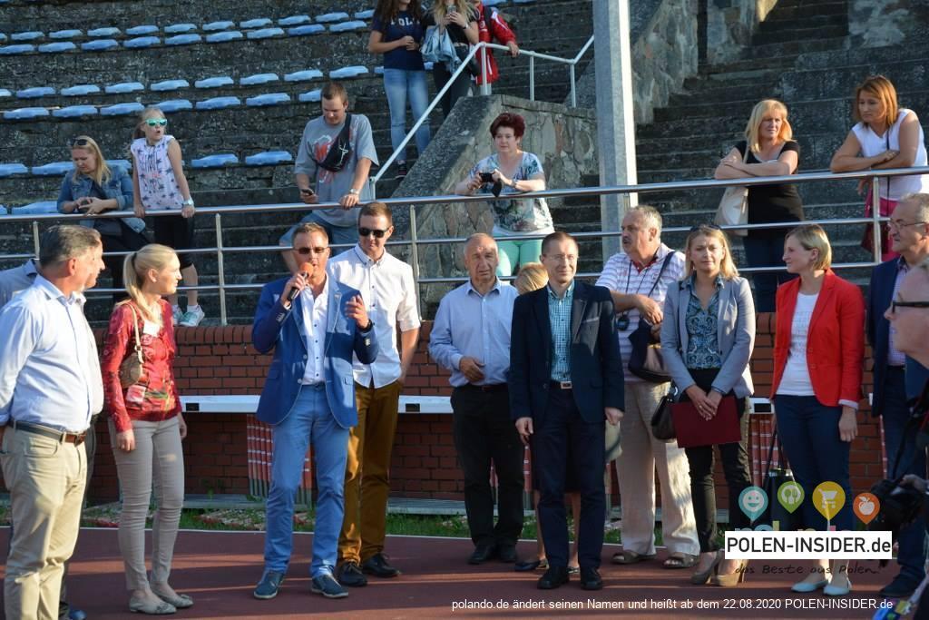Einmal nach Polen und zurück – Lauf ohne Grenzen!