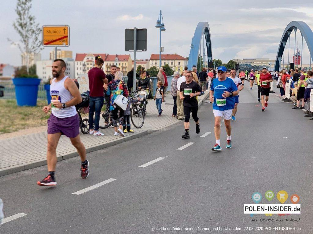 Der Lauf ohne Grenzen fand zum vierten Mal statt