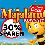 Superdeal bei MAJALAND - Tickets mit 30% Rabatt!
