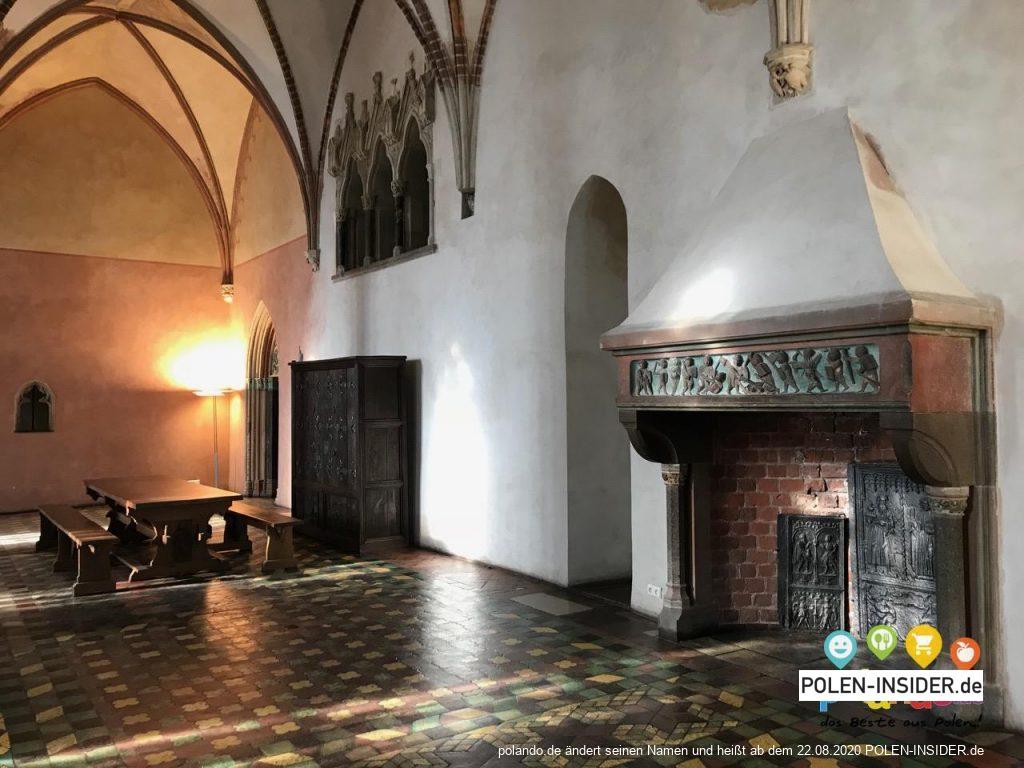 Marienburg und die mittelalterliche Ordensburg des Deutschen Ordens