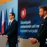 Polnische Grenzen bleiben geschlossen, Maskenpflicht in der Öffentlichkeit