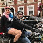 Blues Rock und Motorräder - Lagow wird zur Motorrad-Hauptstadt Polens