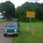 Polski Fiat 126 Treffen in Zechin - Oderbruchtreffen Fiat 126p