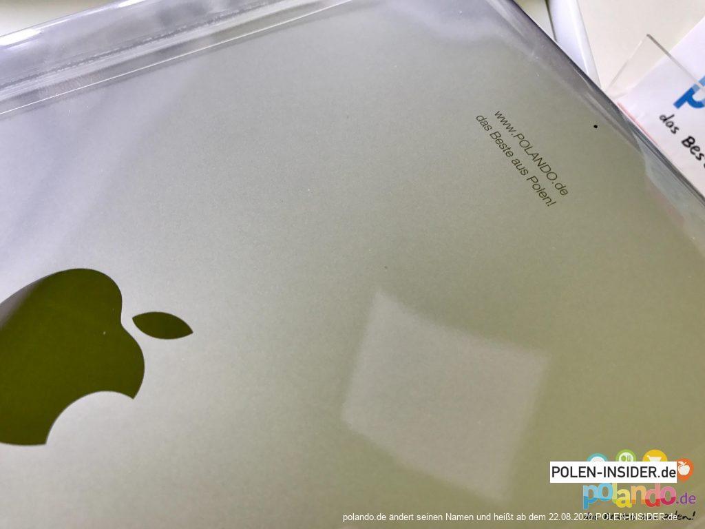 POLANDO Fiat Gewinnspiel: und das iPad geht an…