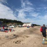 Urlaub in Klein Dievenow (Dziwnówek)