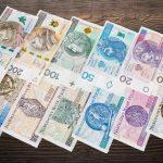 Polnische Währung und Bankwesen