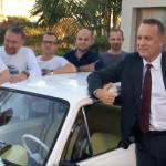 Tom Hanks erhält endlich seinen Polski Fiat 126p :-)