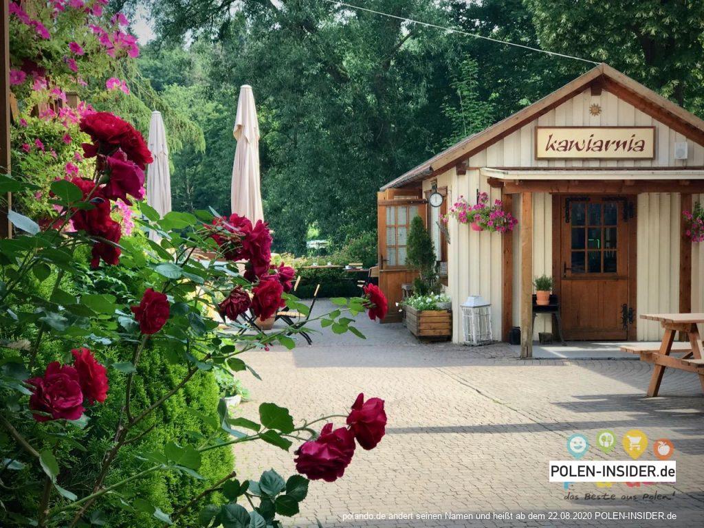 Łagów – ein Traumort für eine längere Urlaubszeit und einen Wochenendausflug in die Natur