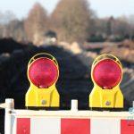 Teilsperrung der Grenzbrücke für den Fahrzeugverkehr
