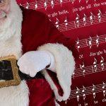 """Das gemeinsame Weihnachtslieder Singen """"Singen an der Oder"""""""