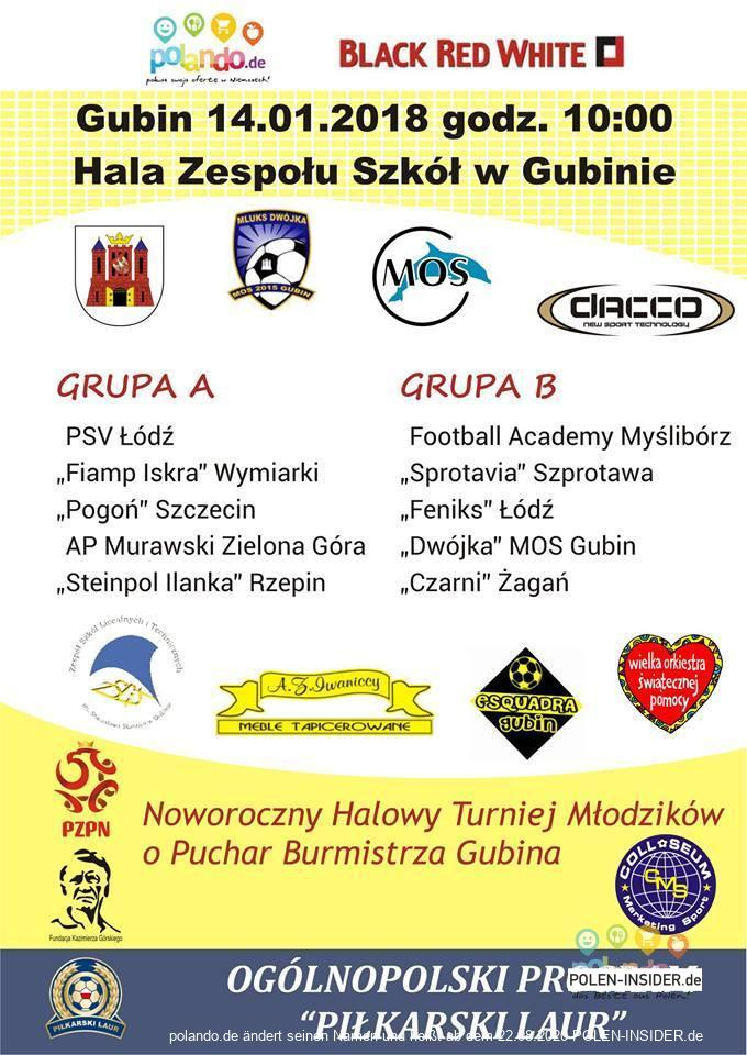 26. Finale des WOŚP in Słubice, Kostrzyn und Gubin