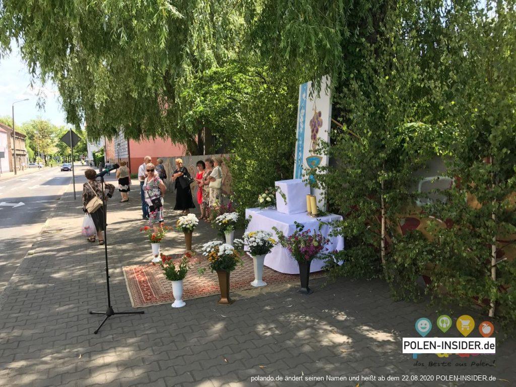 Ein Meer aus Blumen – Fronleichnam in Polen
