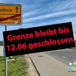 Grenzen nach Polen bleiben bis 12.06 geschlossen