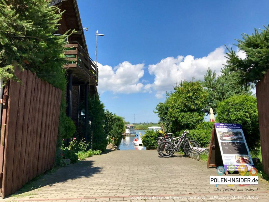 Swinemünde und Umgebung: Kaseburg (Kasibór)