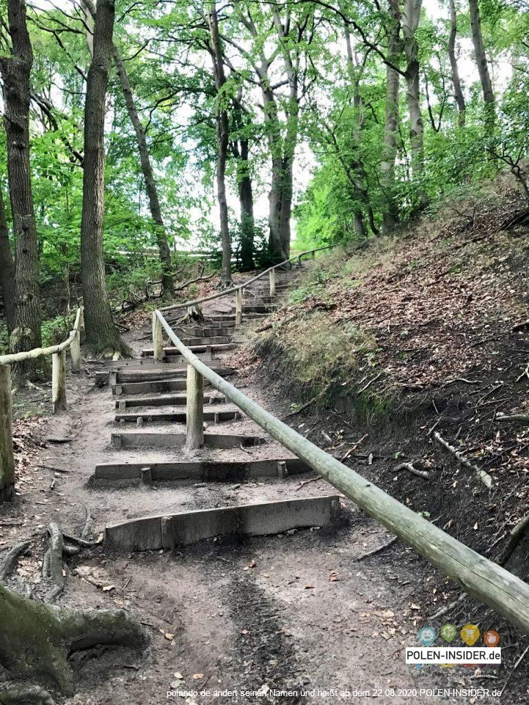 Misdroy und Umgebung: V3 Bunker