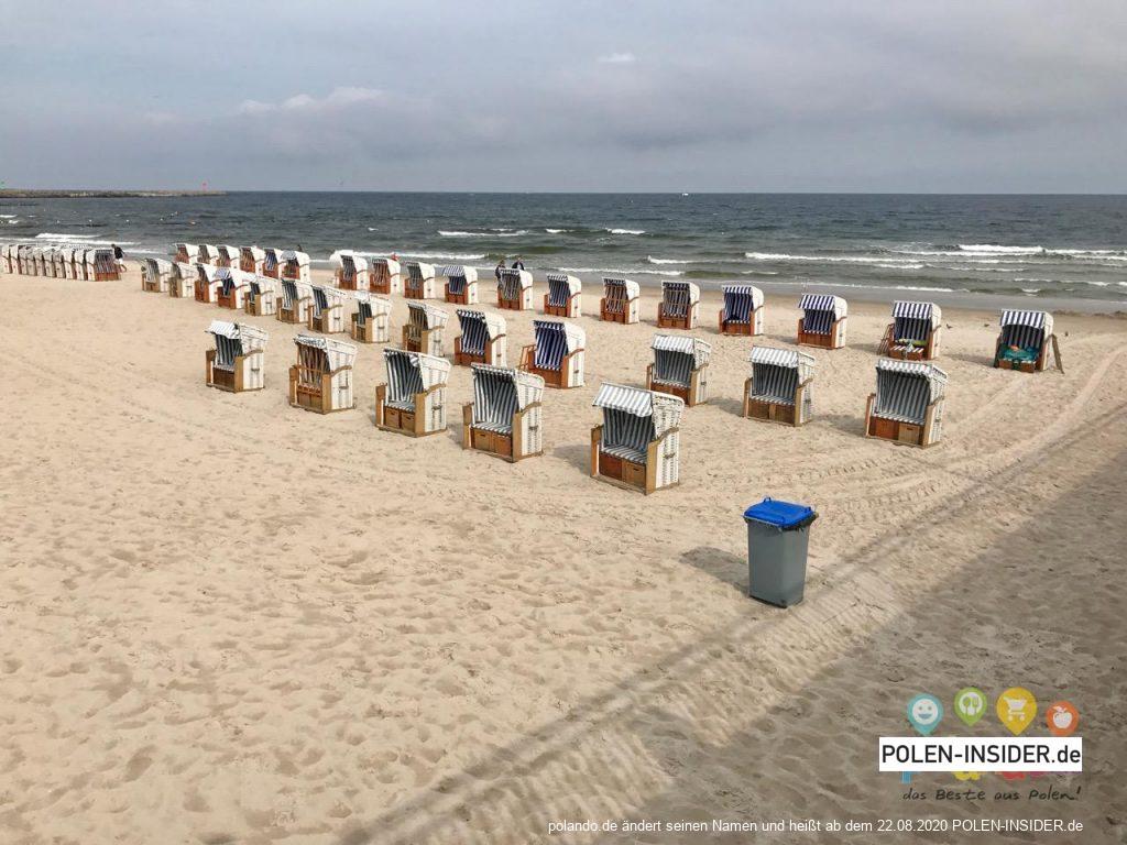 Kolberg – das Kurort an der polnischen Ostseeküste